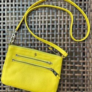 Yellow Cole Haan Crossbody